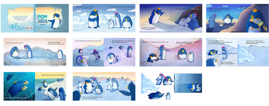 Penguin Completed Screenshots