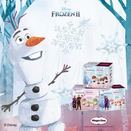 Frozen2 Promotion (Singapore)