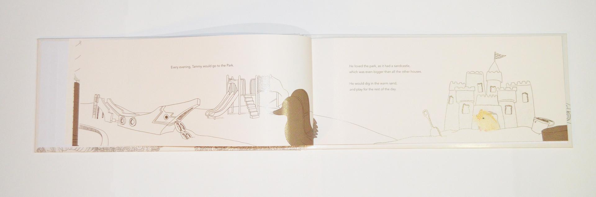 Book 1: Tammy the Sunflower Hamster