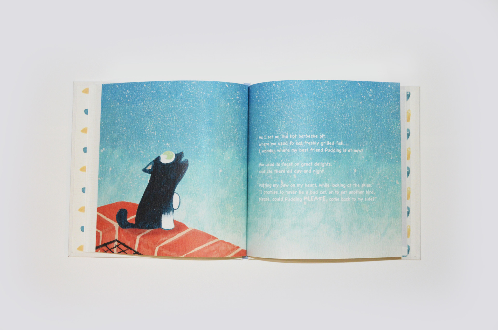 Book 2: My Best Friend, Pudding
