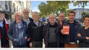 Nantes : conférence de presse commune le 12 octobre 2021