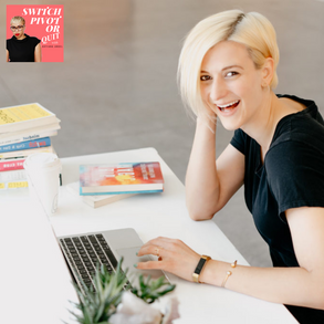 Podcast - The Power of No When You Boss Up with Emilie Aries