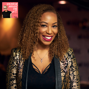 Podcast -  From Magazines and Music to Becoming an Actress with RaVal Davis