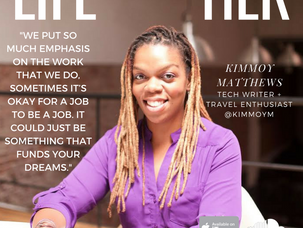Podcast: Switch, Pivot or Quit Chat with Kimmoy Matthews