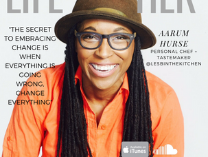 Podcast: Switch, Pivot or Quit Chat with Aarum Hurse