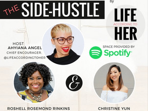 Live Podcast: Switch, Pivot or Quit Chat with Christine Yun and Roshell Rinkins