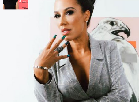 Podcast -  The Real Housewives of Atlanta's Tanya Sam Teaches Us Entrepreneurship Pitching 101
