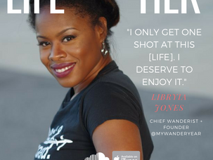 Podcast: Switch, Pivot or Quit Chat with Libryia Jones