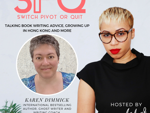 Podcast: Switch, Pivot or Quit Chat with Karen Dimmick