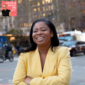 Podcast - Turning Her Career from Lemons to Lemonade with Brittney Oliver