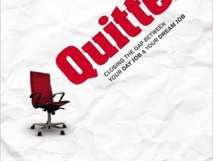 Podcast: Book Chat Feat. Quitter By Jon Acuff