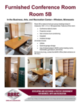 BARC Office suite available for rent 5B.