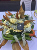 Neighborhood Festival on Emek Refaim with Bamboo flowershop