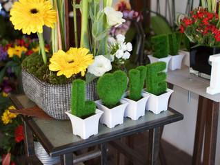 Bamboo Florist Cafe