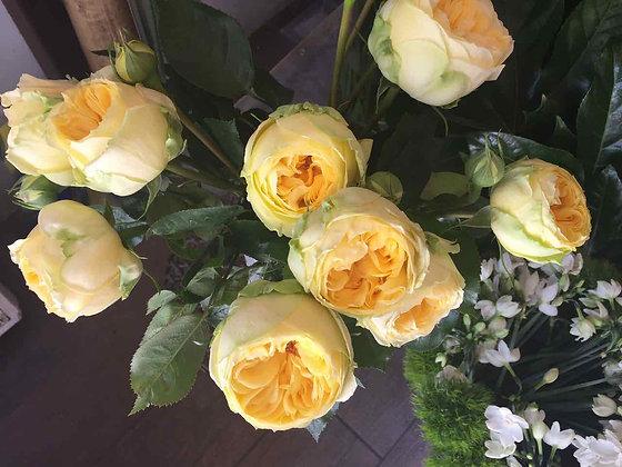 Bouquet : Roses