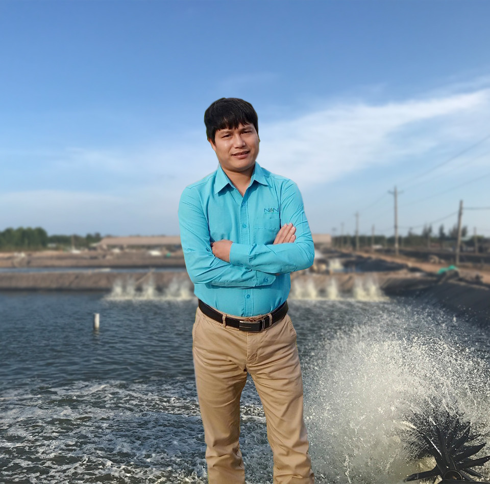 Mr. Nguyen Xuan Ngan, Director of Business Development of NAN Biotech