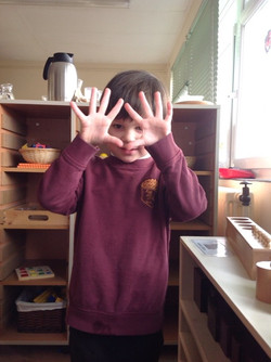 How many fingers can you see?