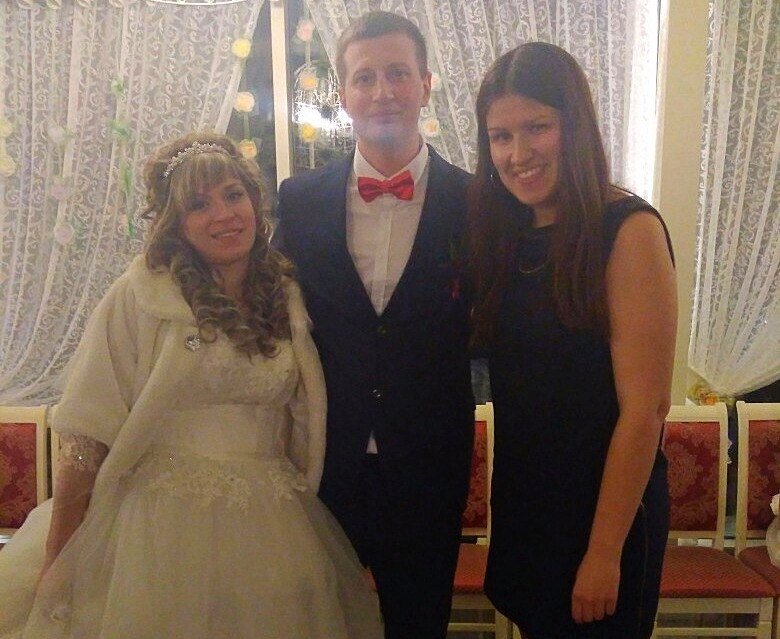 ведущая свадеб в торжке