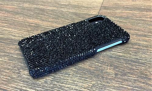 Crystallized Black Back Case