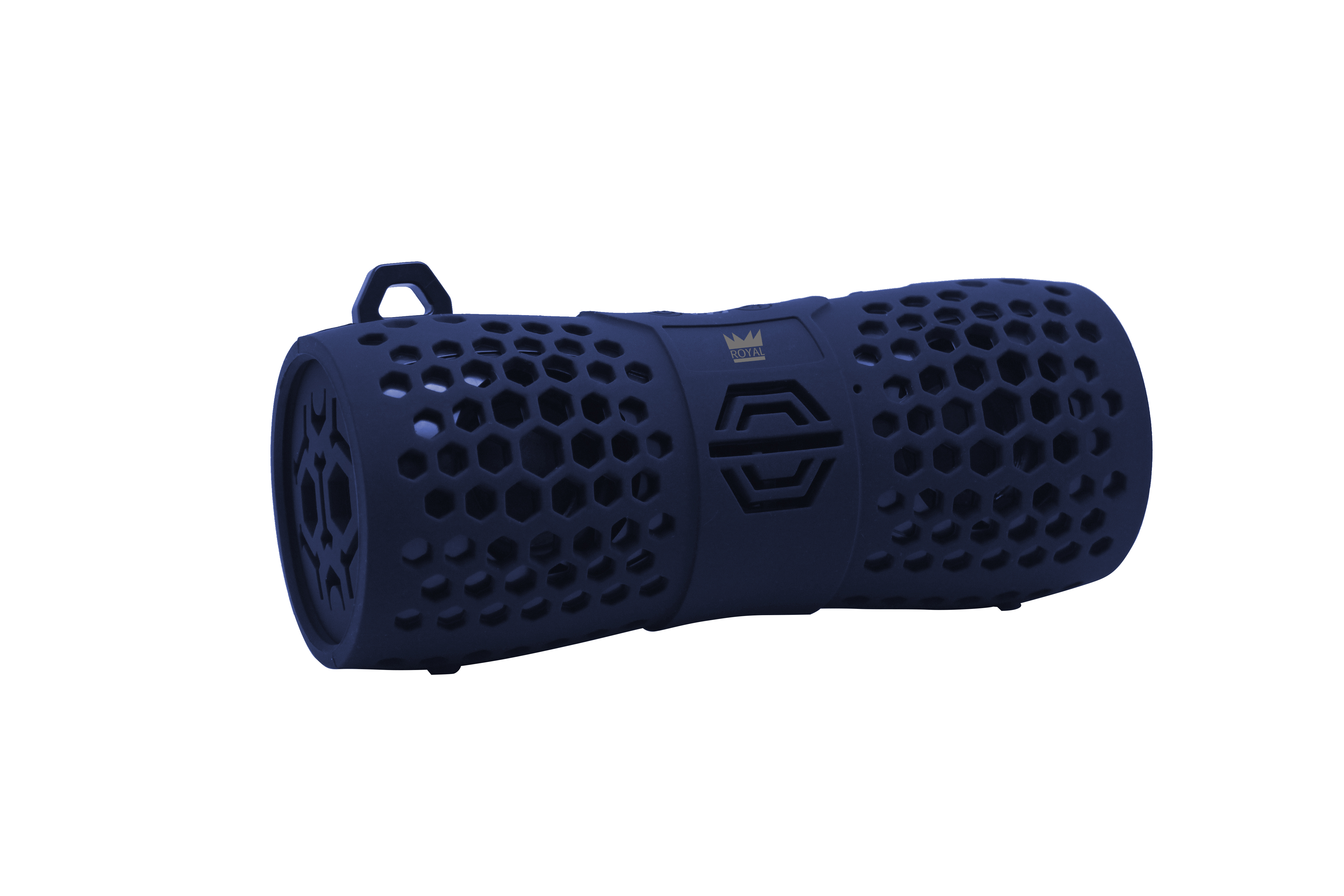 ROYAL WATERPROOF SPEAKER BLUE