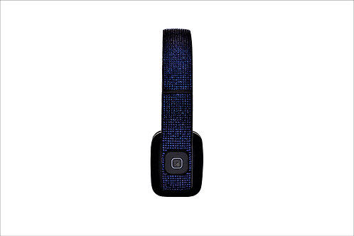 Bluetooth crystallized headset