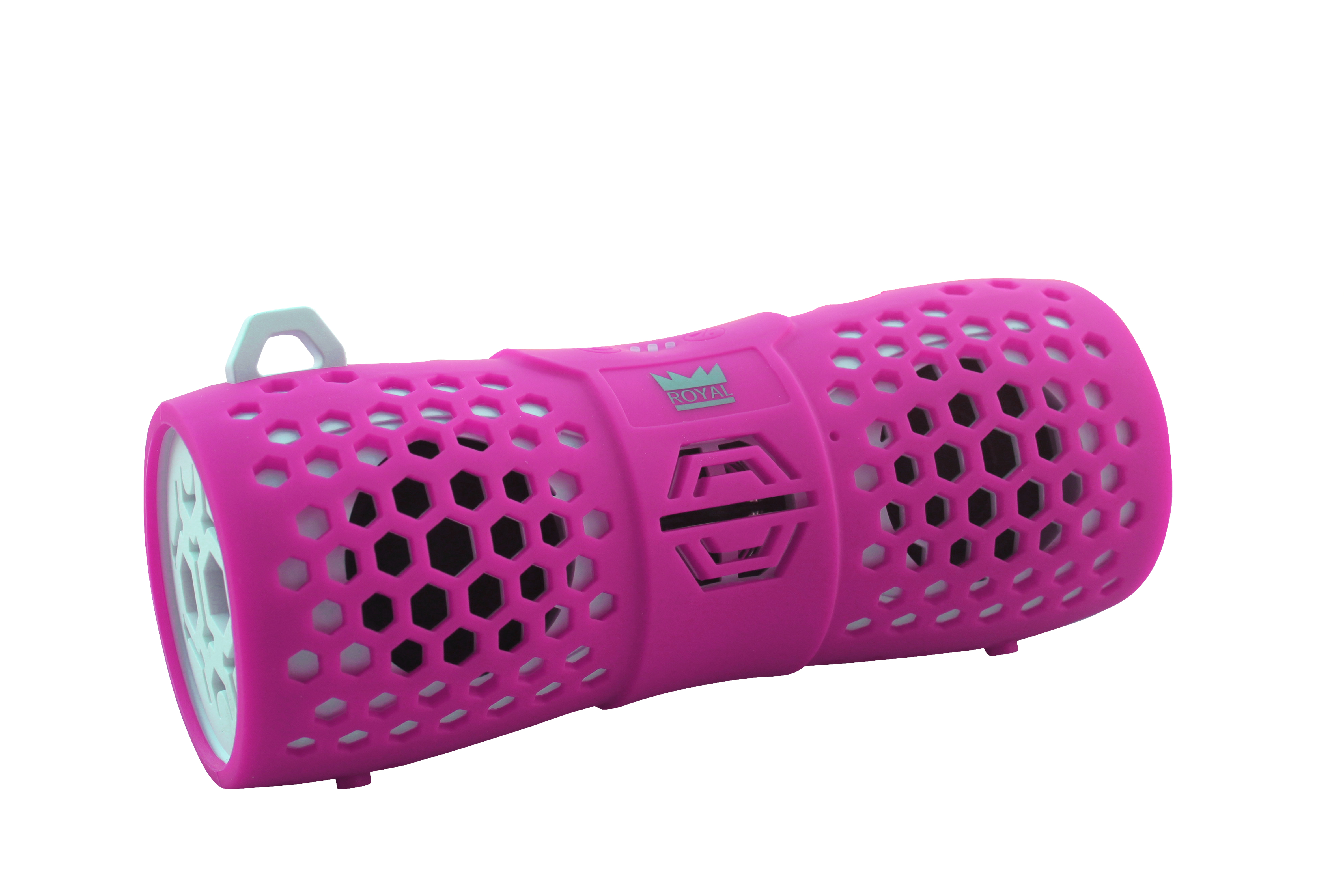 ROYAL WATERPROOF SPEAKER PINK