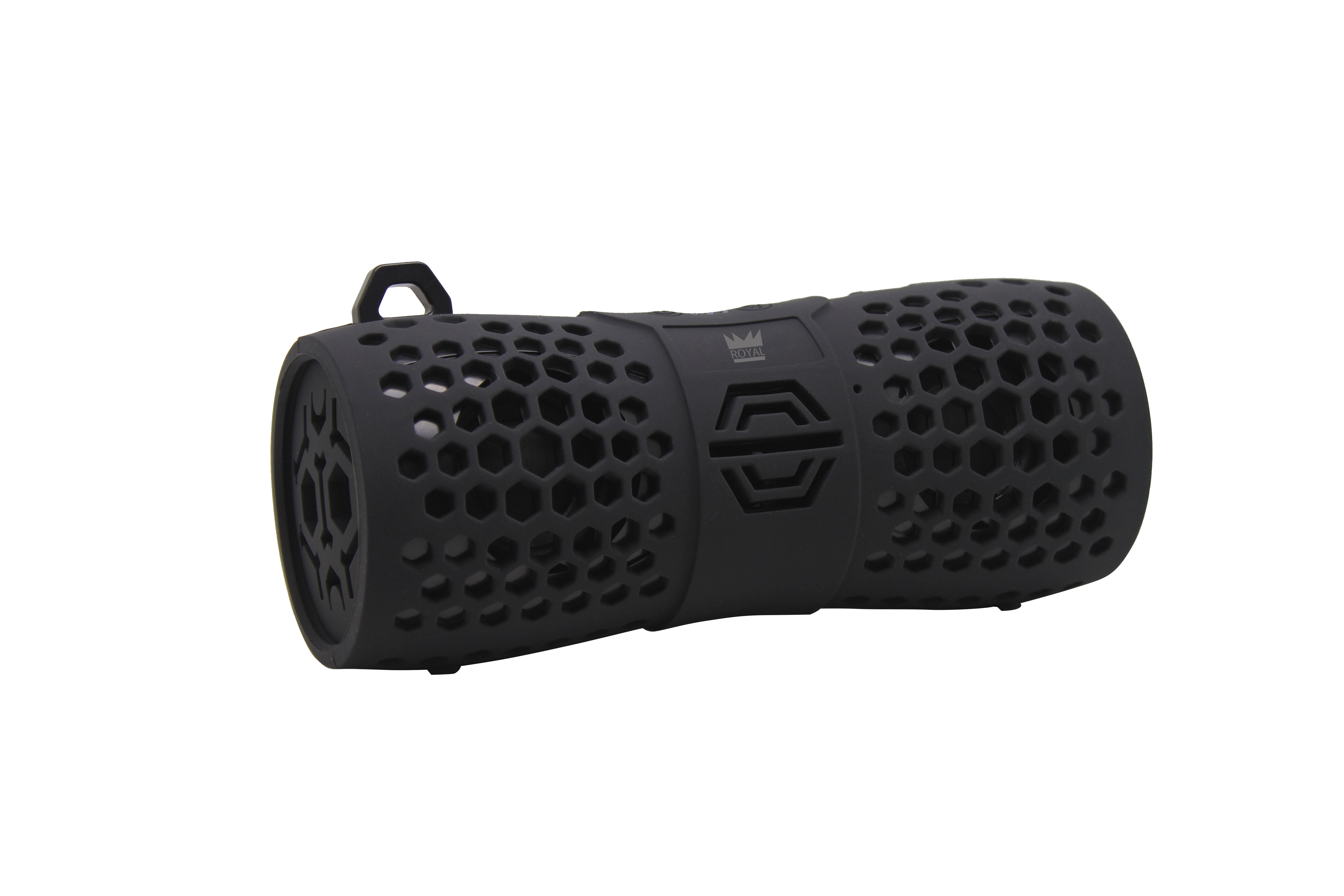 ROYAL WATERPROOF SPEAKER BLACK