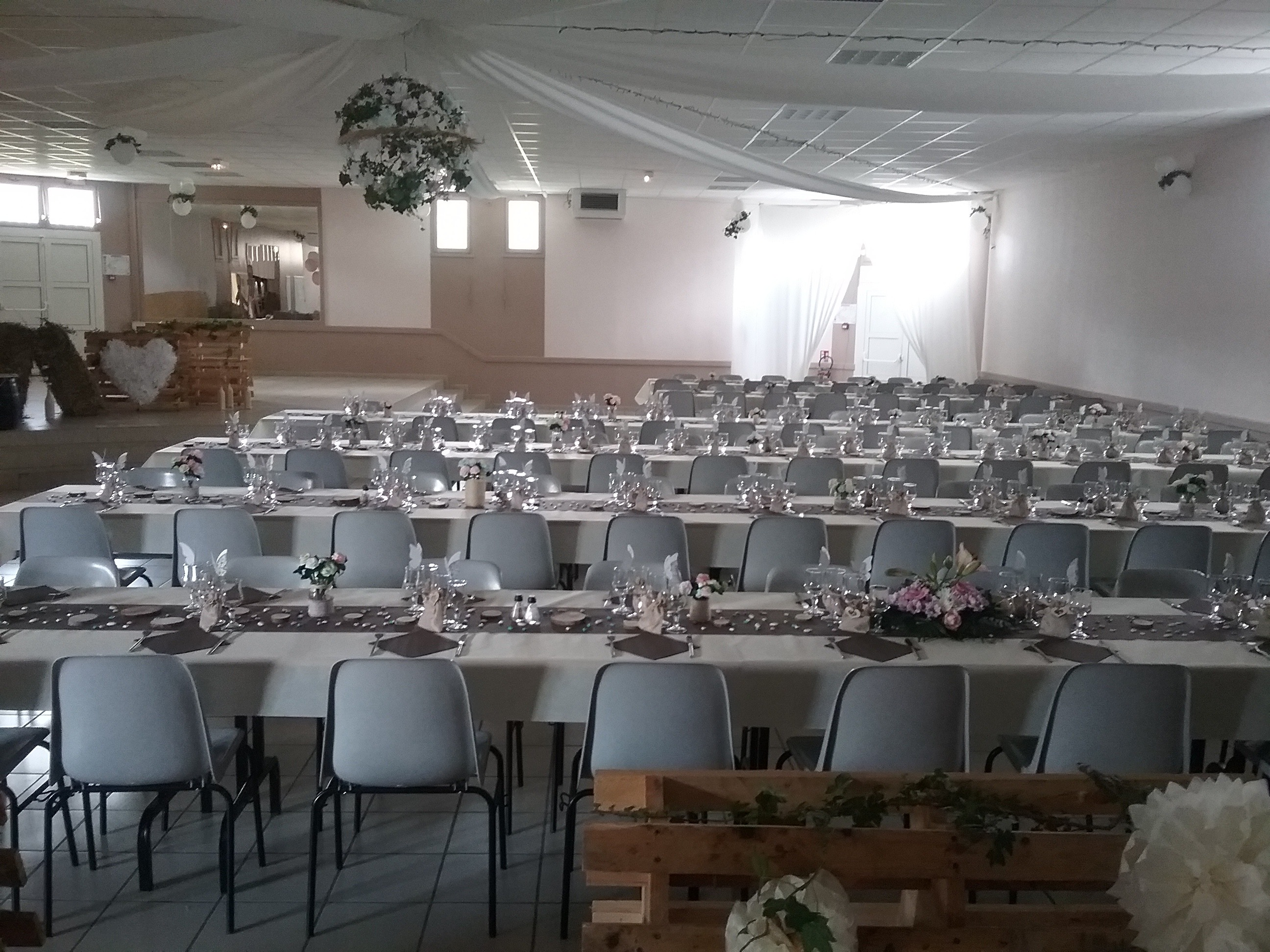 Salle des Fêtes de Savas
