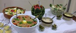 Taboulé  Melon / Pastèque