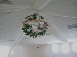 Décoration plafond de salle