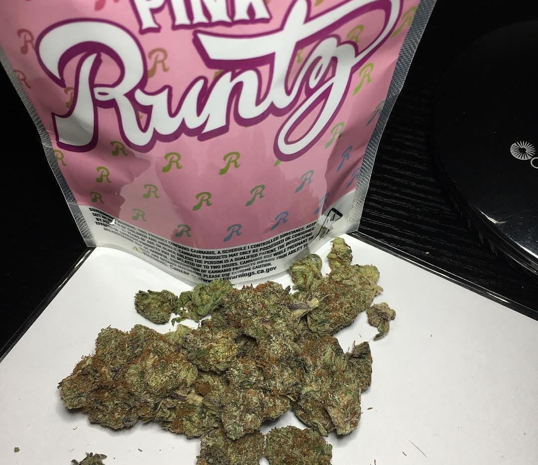 Pink Runtz