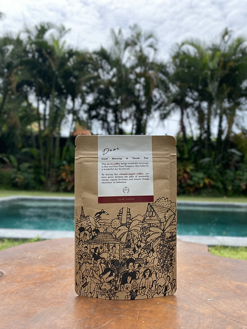 su-re.coffee - 50g (roasted & grounded)