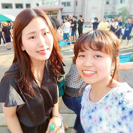 20201109,Erina Oyama, on the left.jpg