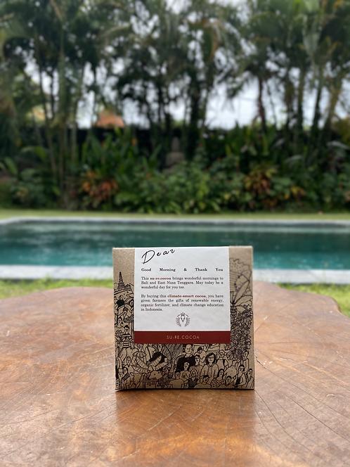 su-re.cocoa - 25g (with su-re.coffee Beans Inside)