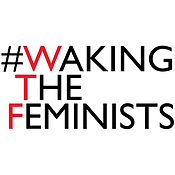 Waking the feminists logo.png