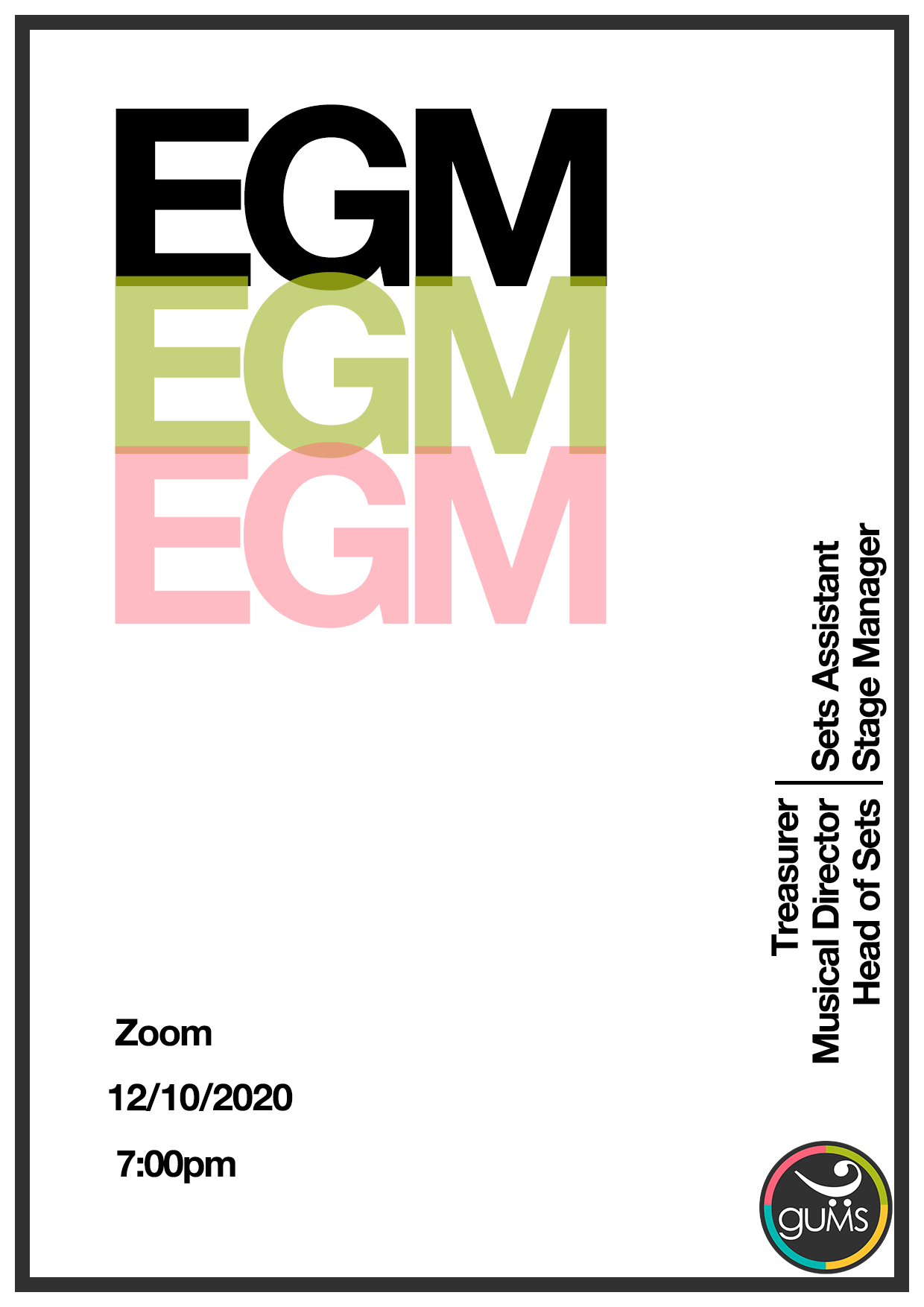 EGM Poster