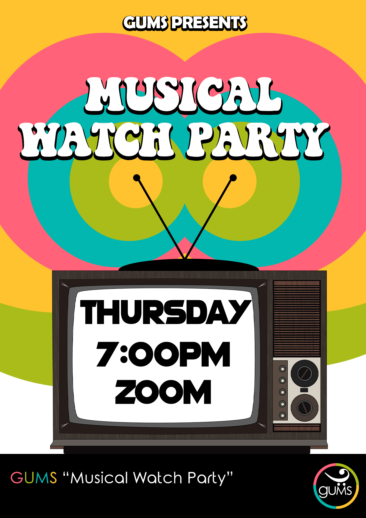 Musical Watch Party