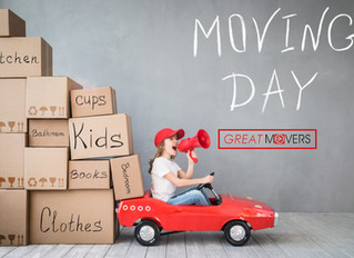 How to prepare your kids for long distance move