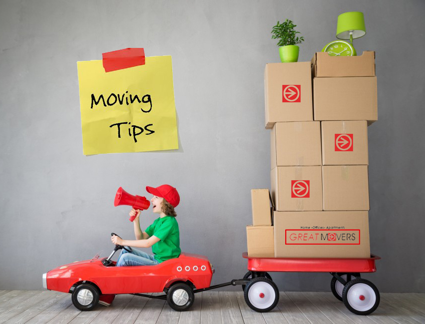 great movers tips