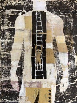 Fractured Column (For Frida)