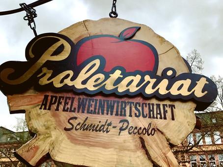 Frankfurter Apfelweinwirtschaft  Proletariat 🍎