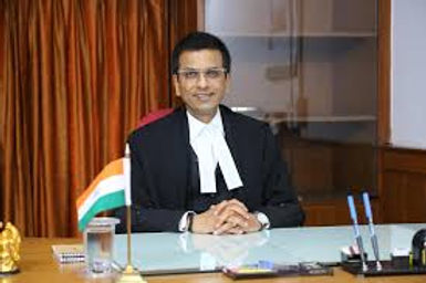Justice DY Chandrachud wrote to CJs of HCs saying that steps need to be taken to avail e-courts to specially-abled.