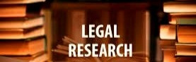 LETTER TO LAW STUDENTS (ON LEGAL RESEARCH)#18