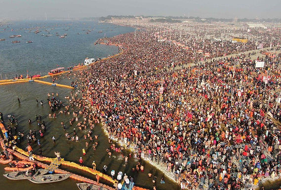 """PROMISES MADE BY THE STATE FOR THE FAMOUS EVENT """"KUMBH MELA""""   WAS CONSIDERED AS """"ROSY PROMISES"""" BY THE UTTARAKHAND HIGH COURT"""