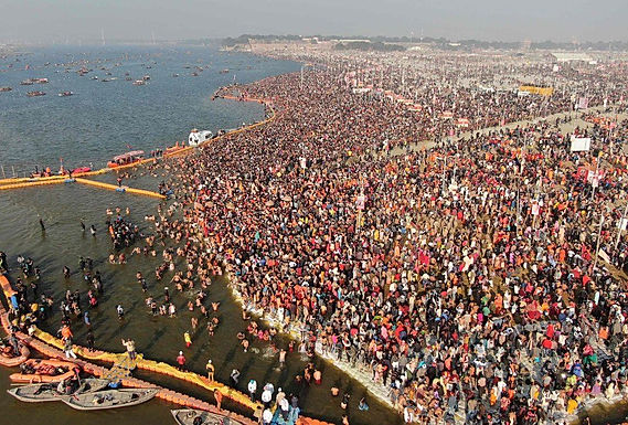 "PROMISES MADE BY THE STATE FOR THE FAMOUS EVENT ""KUMBH MELA""   WAS CONSIDERED AS ""ROSY PROMISES"" BY THE UTTARAKHAND HIGH COURT"