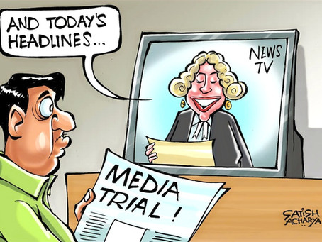 Media Trial - The Judgement before Judge