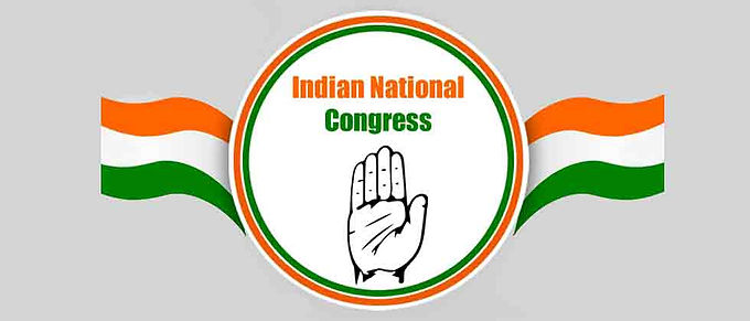 Allotment Of Government Land to Congress party For Construction of Their Office.
