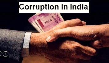 CORRUPTION IN INDIA-An Analysis