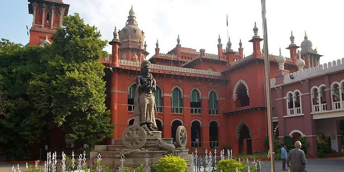Madras HC directed the government to provide 7.5K monetary assistance to a woman monthly who was transfused with HIV+blood.