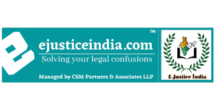 ONLINE INTERNSHIP OPPORTUNITY AT E-JUSTICE INDIA